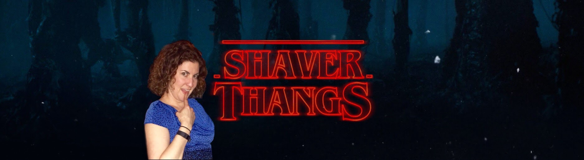 Shaver Thangs banner